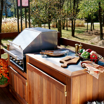 Building Outdoor Kitchen Cabinets Plans - House Design And Decorating ...