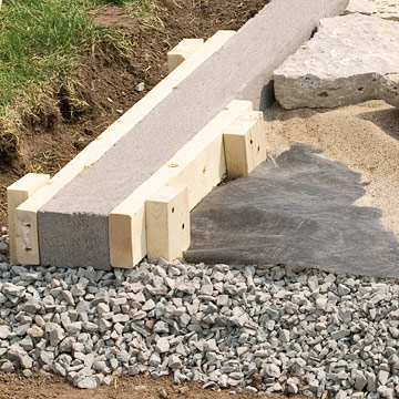 How To Install Concrete Paver Edging Apps Directories