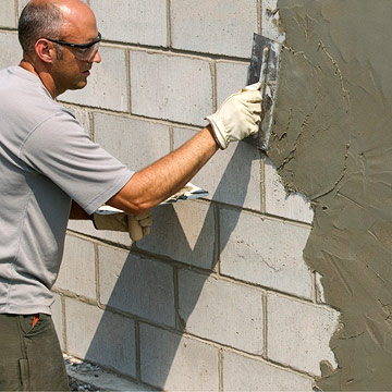 Working with Stucco - Patio &amp Wall Installation: Tips Techniques