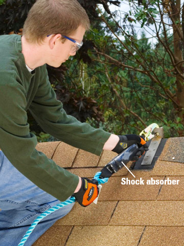 Roofing Harness Anchor Amp Installing Roof Harness Anchor