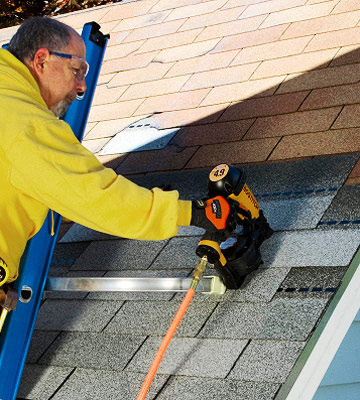 When to change roof shingles