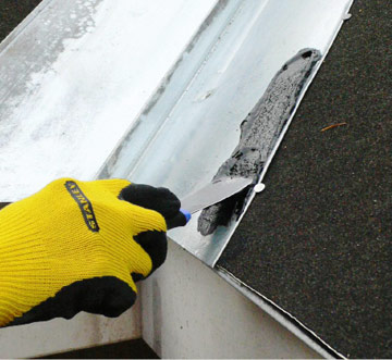 Installing Valley Flashing How To Install Shingles