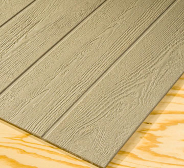 Exterior Wood Siding Sheets Shop Wood Siding Panels at Lowes com
