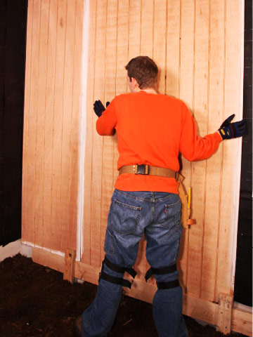 Installing Panel Siding How To Install Siding Diy Advice