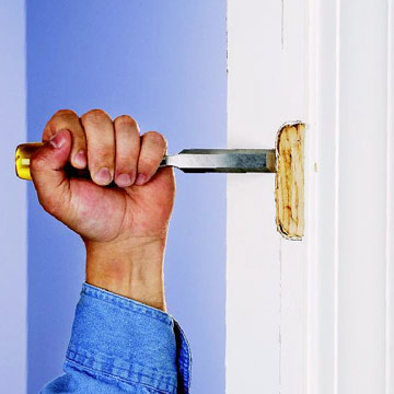 Fitting A New Door To An Old Opening How To Install