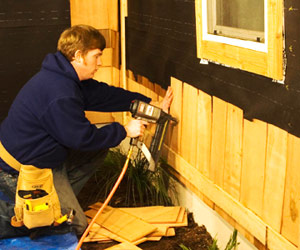 Installing Siding Shingles How To Install Siding Diy Advice