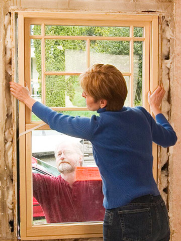 Installing An Insert Replacement Window How To Replace