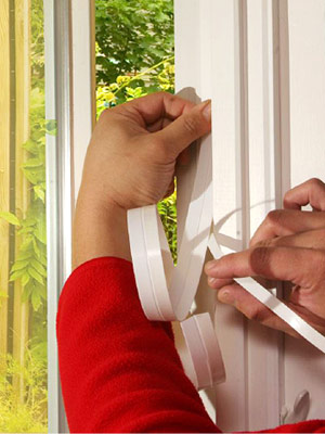 Weatherstripping Windows How To Upgrade Any Window In