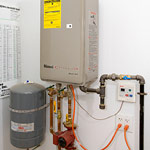 On-demand water heater