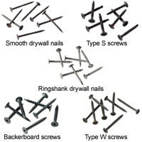 Drywall Fasteners