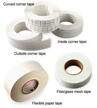 Drywall tapes