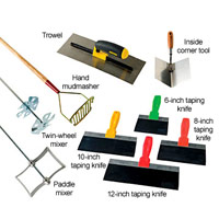 Taping tools
