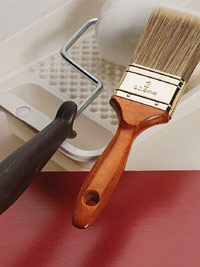 Semigloss paints