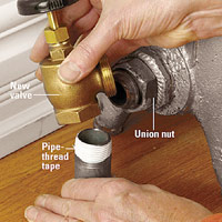 Repairing Old Radiators How To Install Or Repair Heating