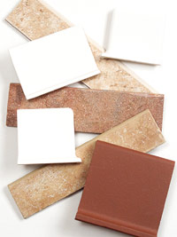 Trim Tile Borders And Edgings Choosing The Right Tiling