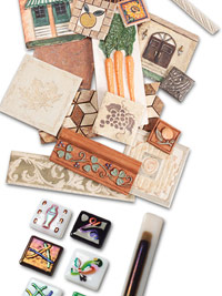 Borders and accent tiles