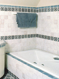 Using Ceramic Tile