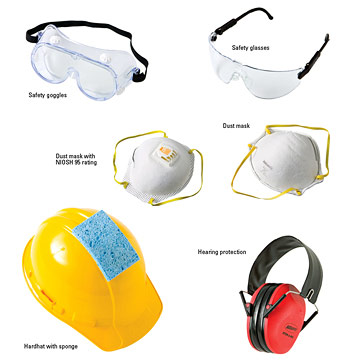 Drywall Safety Equipment - Drywall Installation, Repair ...