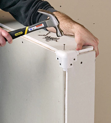How To Install Corner Beads Drywall Installation Repair