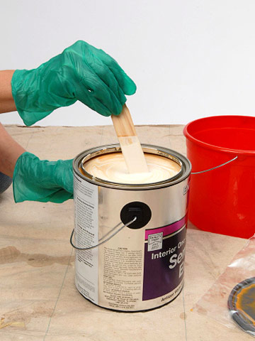 Can You Store Paint Mixed With Floetrol