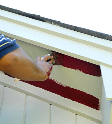 painting soffits and eaves how to paint any exterior surface