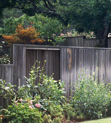 Finishing Fences and Gates How to Paint Any Exterior Surface