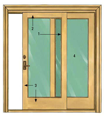 Painting Sliding DoorsHow to Paint Any Exterior Surface