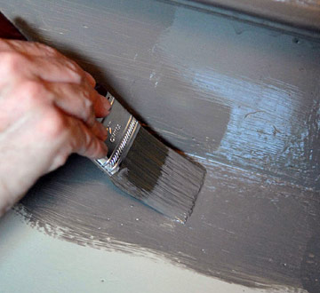 Interesting Painting Stair Steps And Staircases How To Paint Any Interior  With Painted Stair Treads.