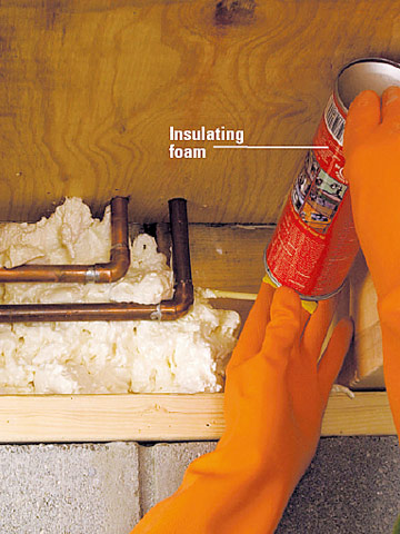 Insulate Pipes With Spray Foam Pipe Insulation Suppliers