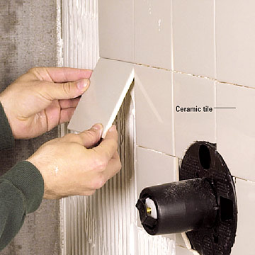 Building A Shower Enclosure How To Install A New Bathroom DIY Plumbing D