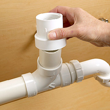 Installing An Air Admittance Valve How To Install