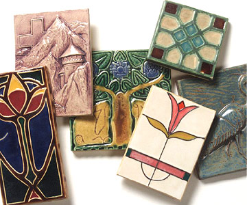 decorative tiles enlarge image - Decorative Tile