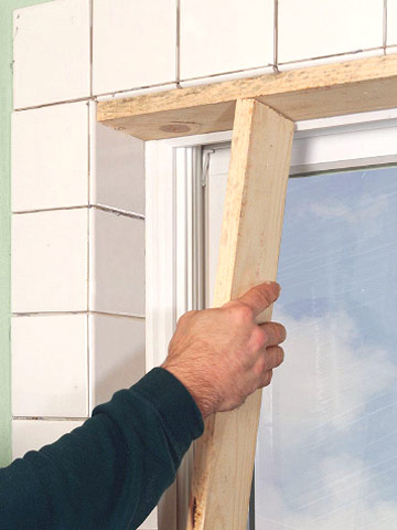 Tiling A Window Recess How Tile To Special Spaces Tile