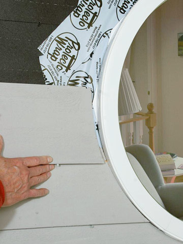Installing A Round Window How To Install New Windows In Your House