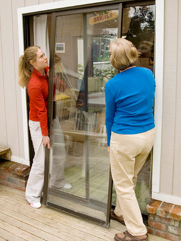 Sliding Patio Door Repairs How To Repair Any Door In Your House DIY