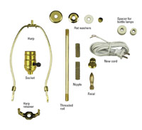 Lamp Rewire kit