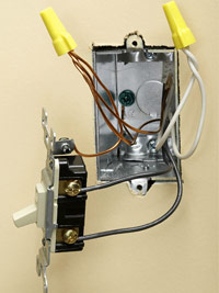 Middle-of-run switch