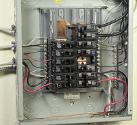Evaluating your home 39 s electrical loads planning new for How many amps is my electrical panel