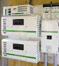Photovoltaic system controls