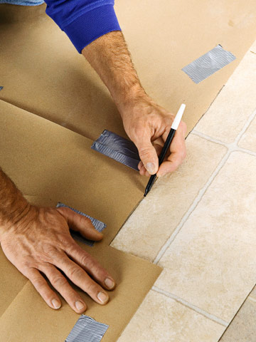 Sheet Vinyl Flooring Installation Kit