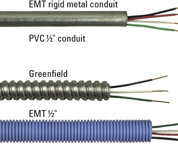 Electrical Cable And Wire: Types, Colors And Sizes – Electrical ...