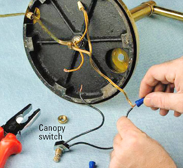 Lamp and Ceiling Fan Switches - Electrical Repair & Maintenance ...