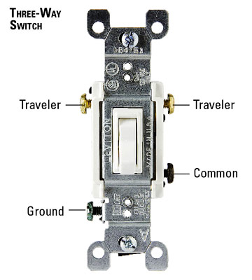 Please Help Me Trouble Shoot My 3 Way Switch 202868 Print on 3 way switch wire diagram