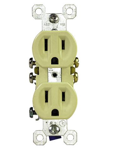 120 and 240 Volt Receptacles - How to Install a Switch or ...