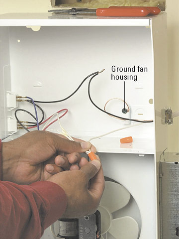 range hood switch wiring range image wiring diagram installing a range hood how to install a fan or heater home on range hood switch