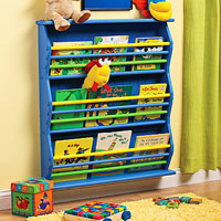 Childrens Book Rack