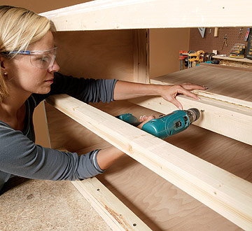 Gallery Images of How To Build A Bench Seat With Storage