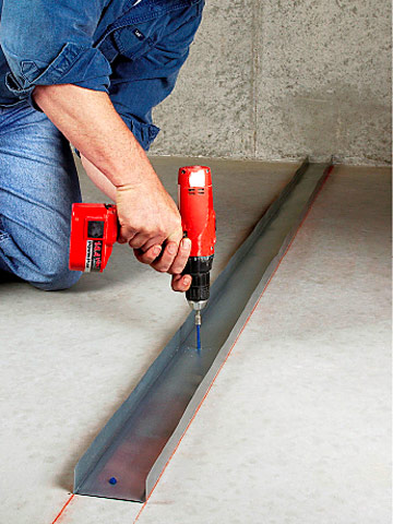Framing With Metal Studs How To Install House Doors Diy