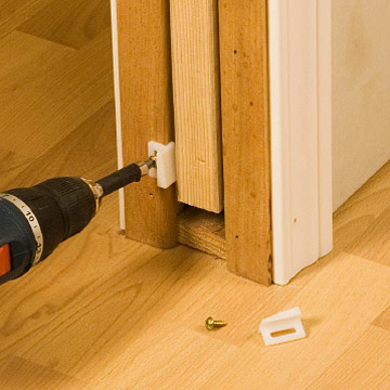 Installing A Pocket Door How To Install House Doors Diy