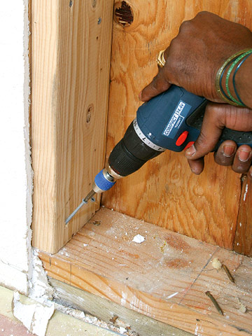 Framing For A New Exterior Door How To Install House